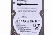 "Жёсткий диск HDD 320GB SATA 6Gb/s Seagate Laptop Thin HDD <ST320LT012> 2.5"" 5400rpm 16Mb"